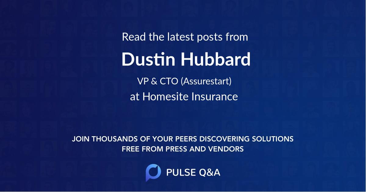 Dustin Hubbard