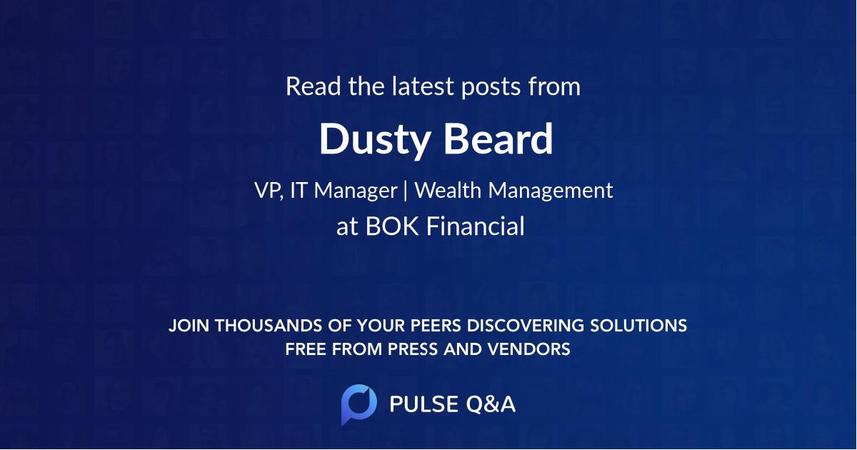Dusty Beard