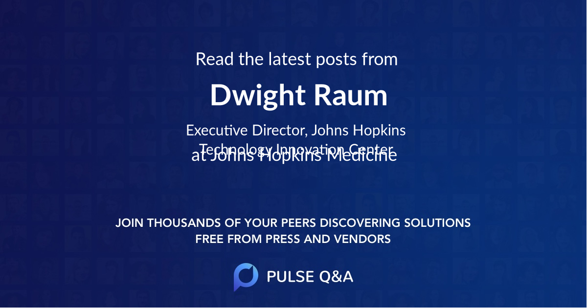Dwight Raum