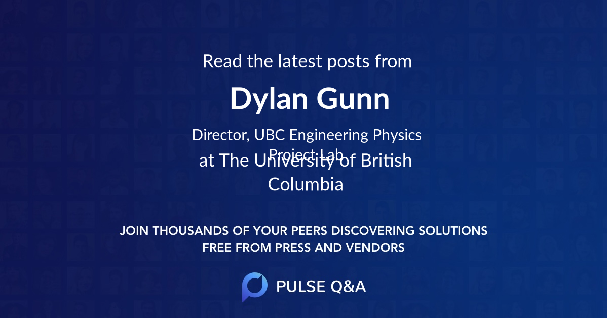 Dylan Gunn