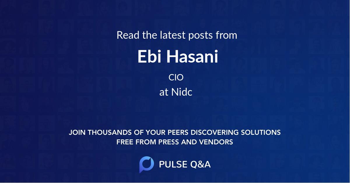 Ebi Hasani