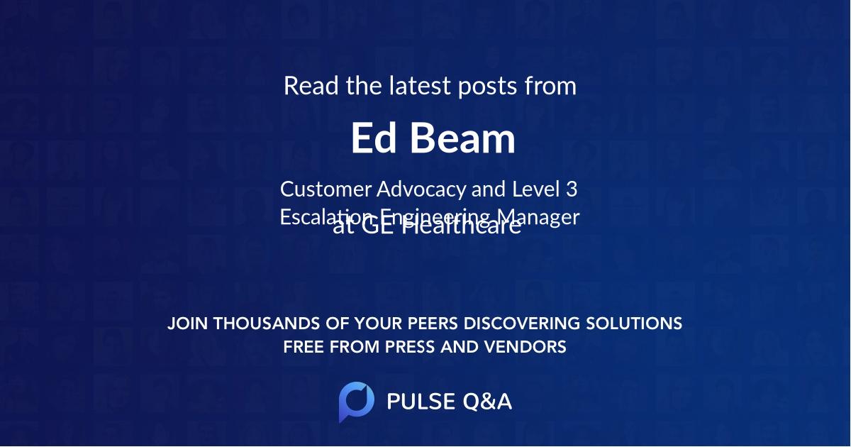 Ed Beam
