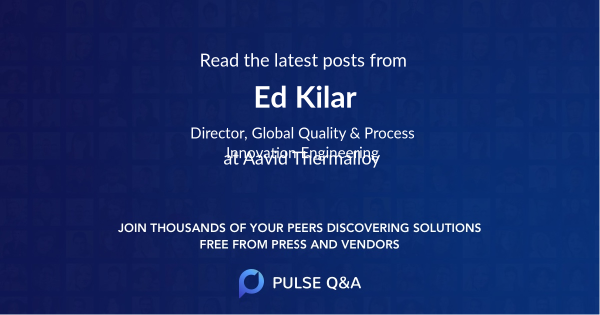 Ed Kilar