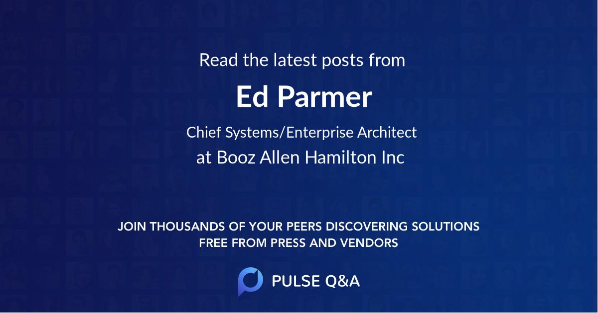 Ed Parmer