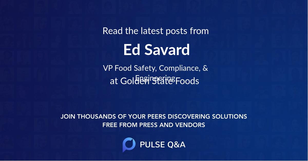 Ed Savard