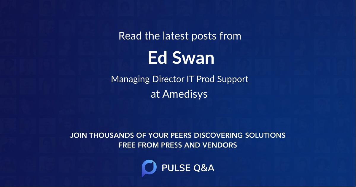 Ed Swan