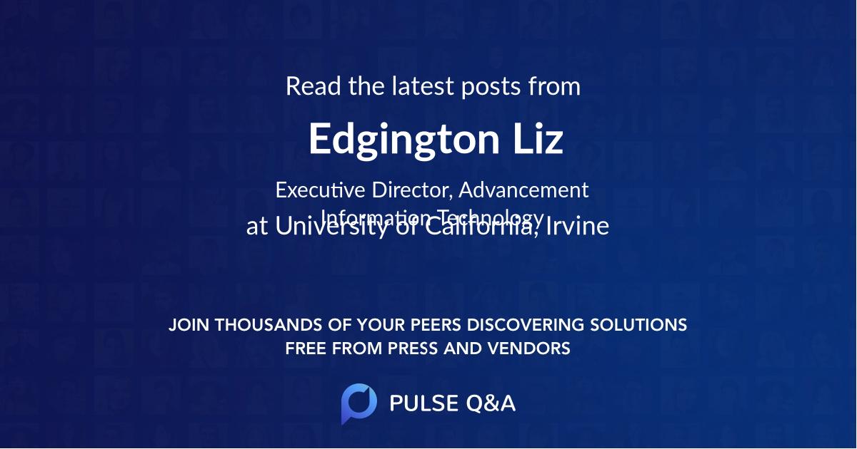 Edgington Liz