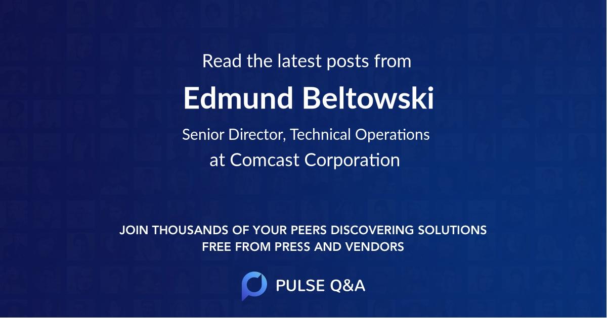 Edmund Beltowski