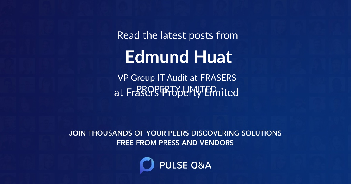 Edmund Huat
