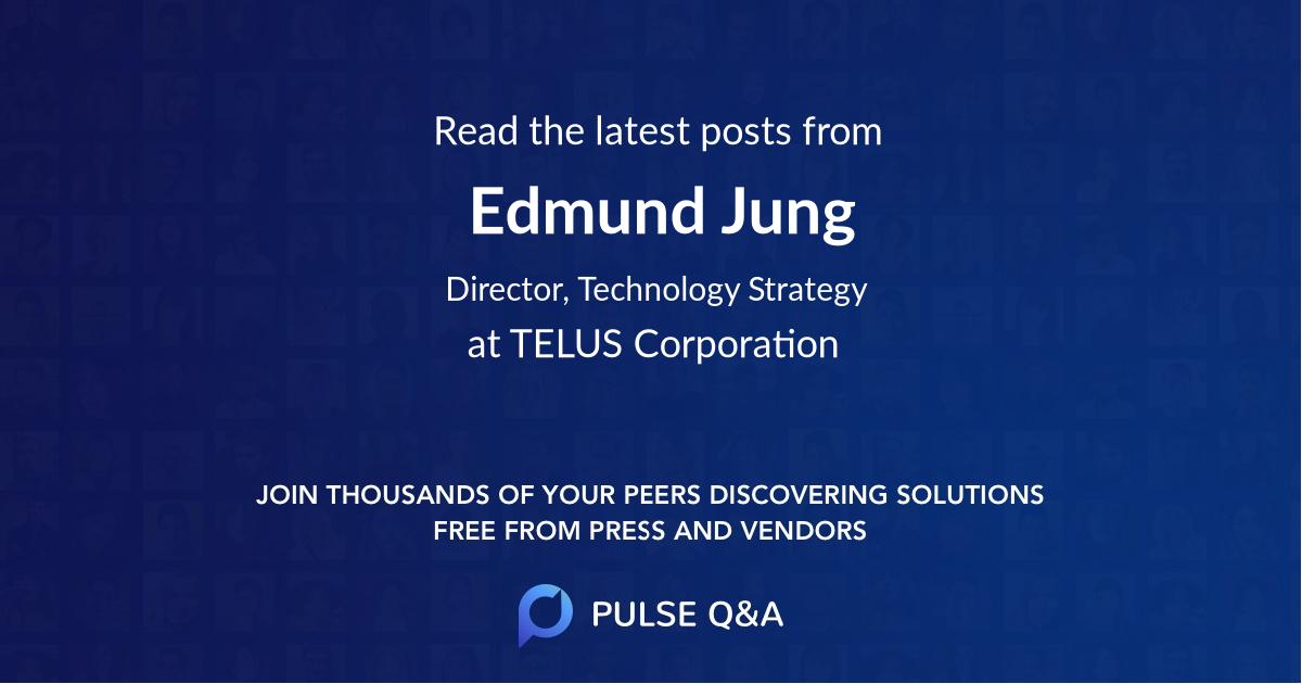 Edmund Jung