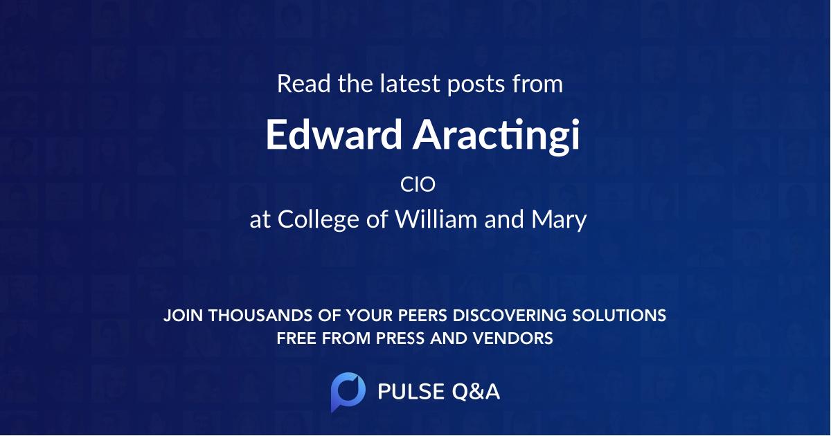 Edward Aractingi