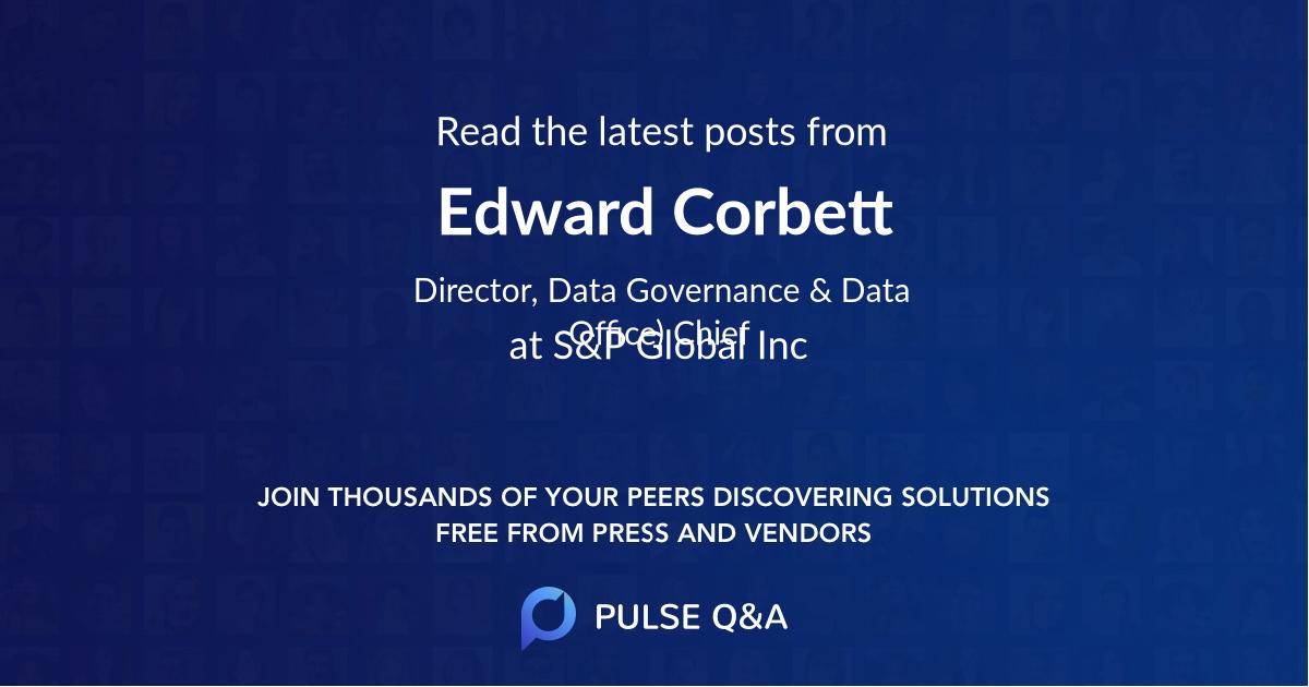 Edward Corbett