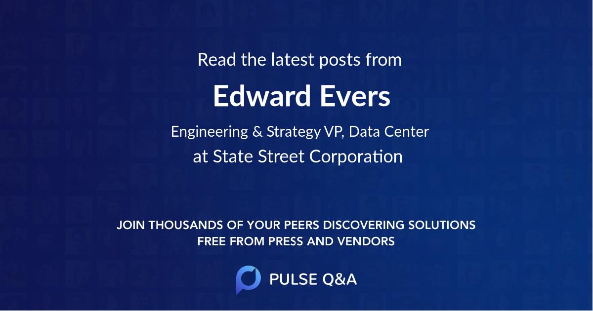Edward Evers