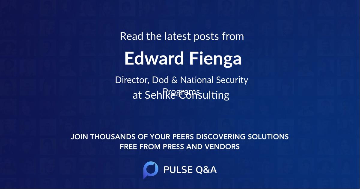 Edward Fienga