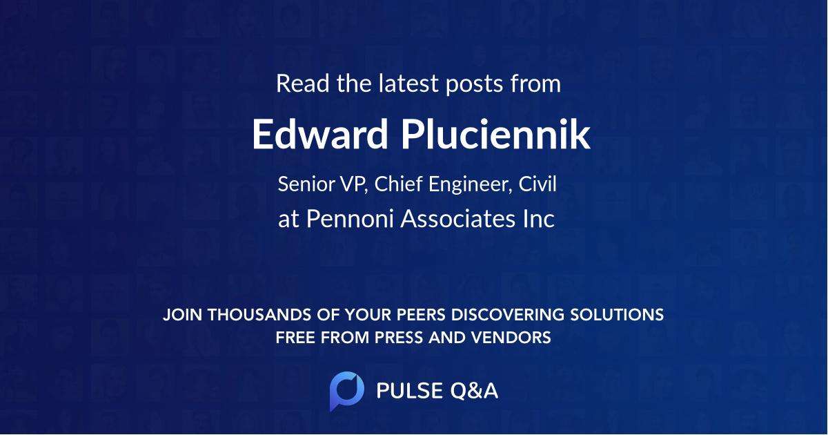 Edward Pluciennik