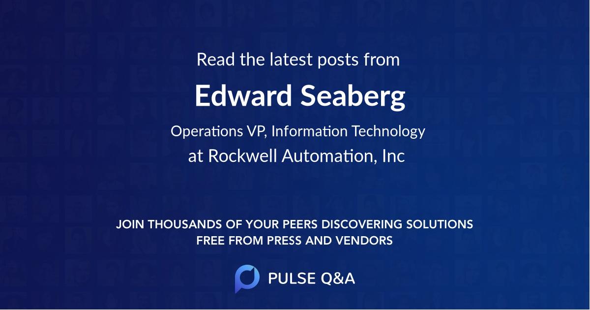 Edward Seaberg