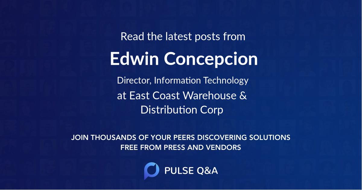 Edwin Concepcion