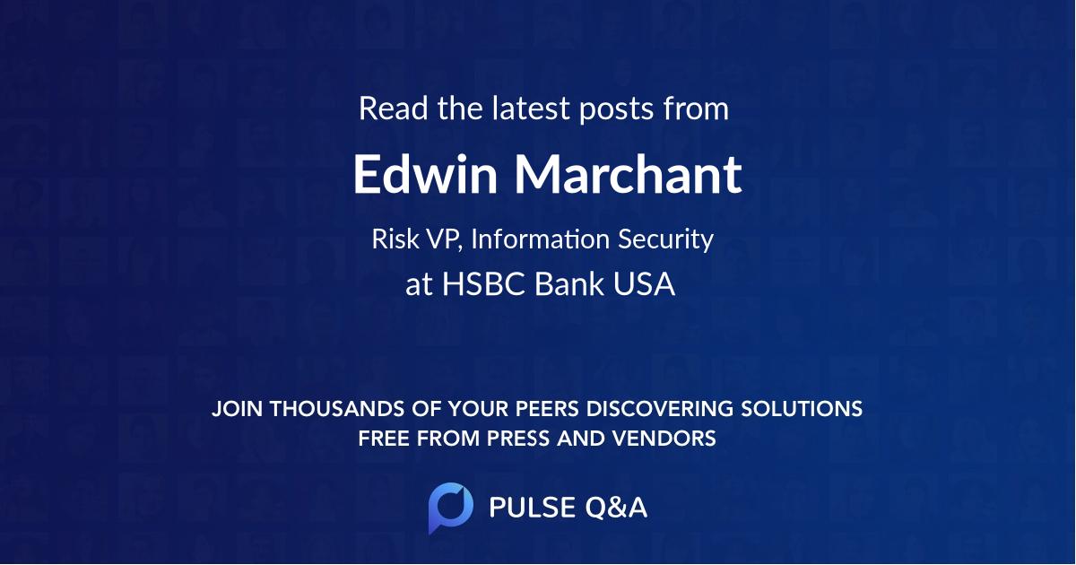 Edwin Marchant