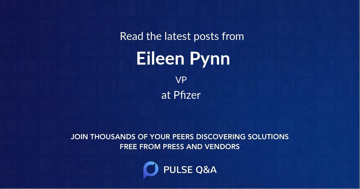 Eileen Pynn