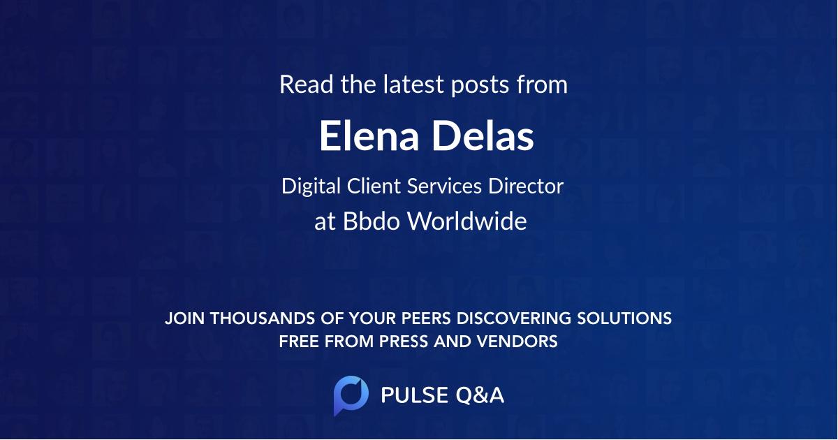Elena Delas