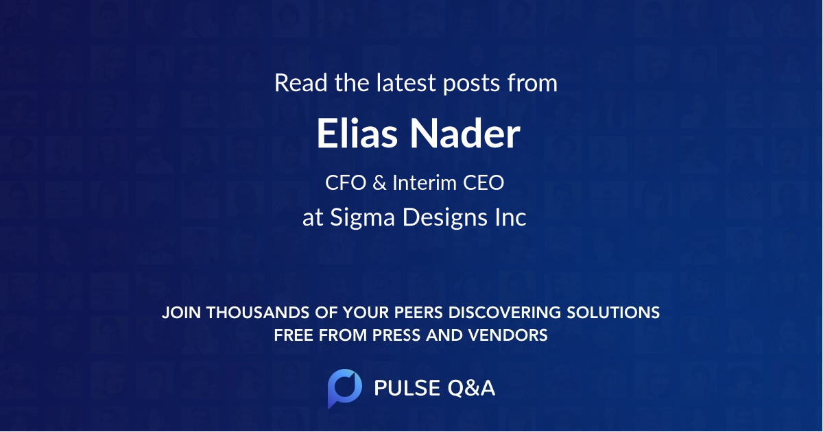 Elias Nader