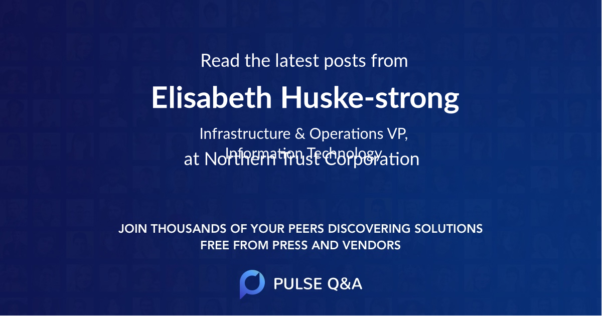 Elisabeth Huske-strong