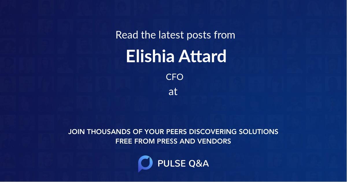 Elishia Attard