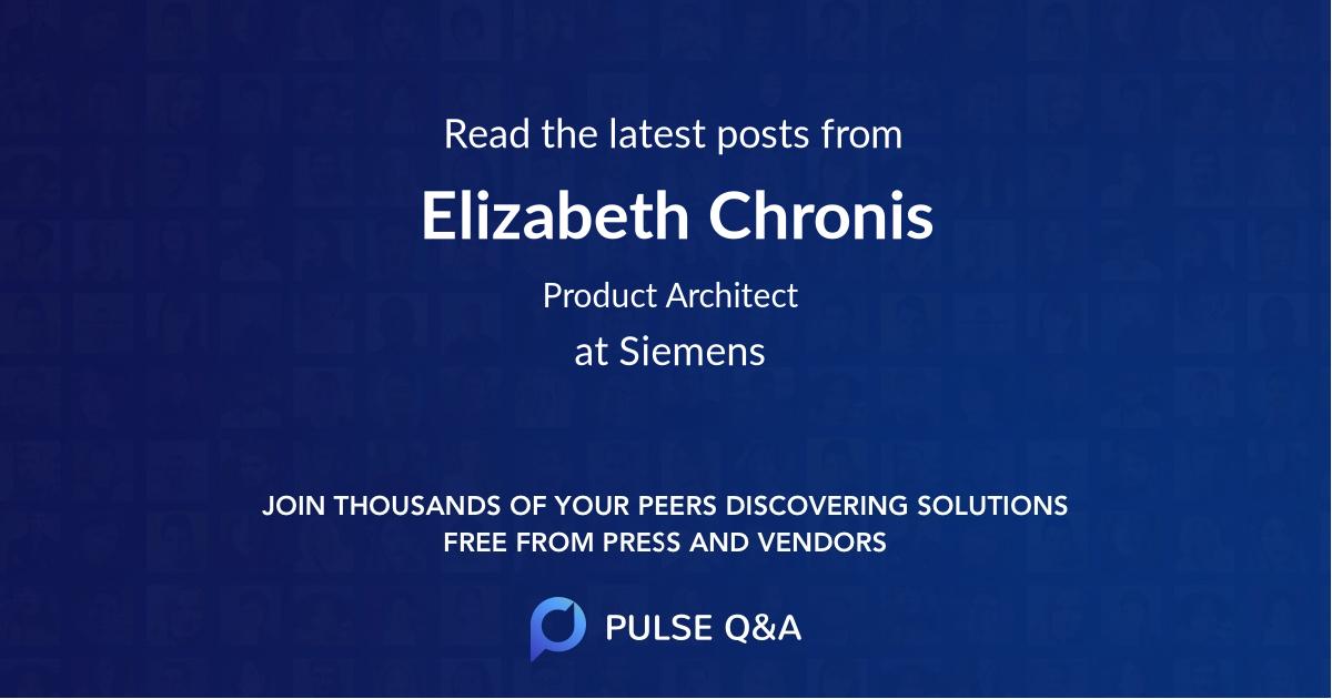 Elizabeth Chronis