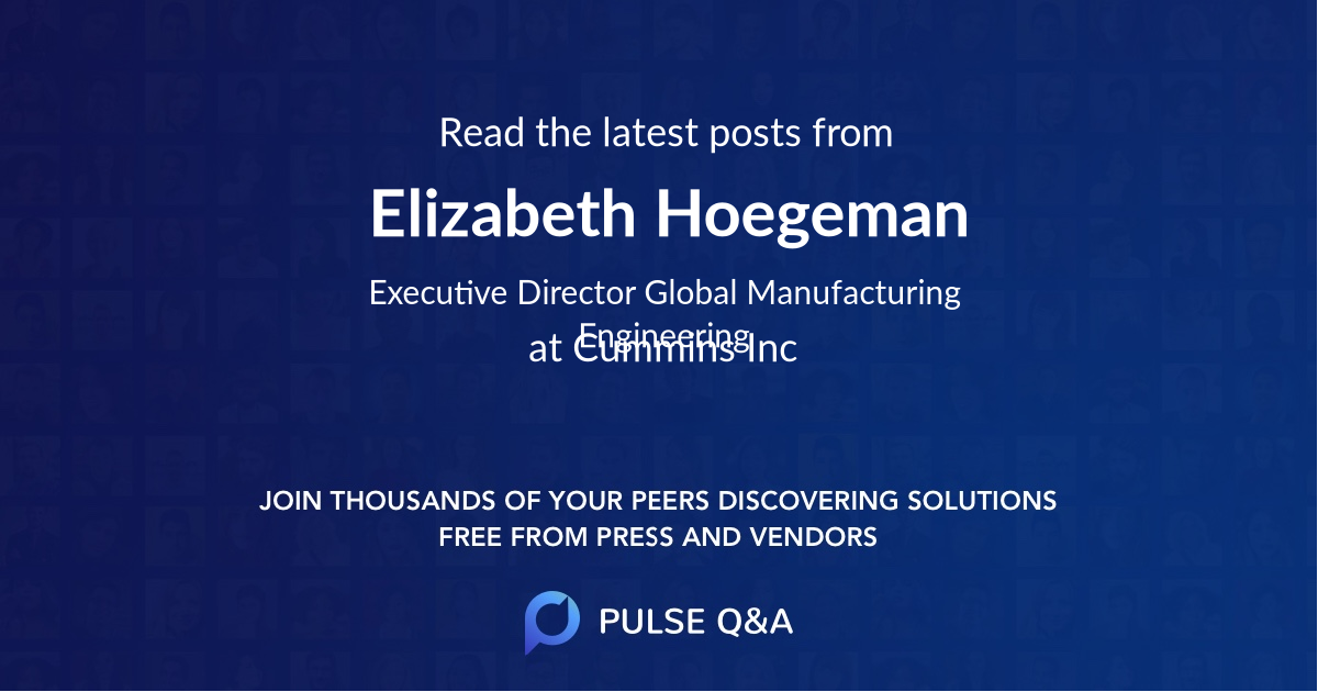 Elizabeth Hoegeman