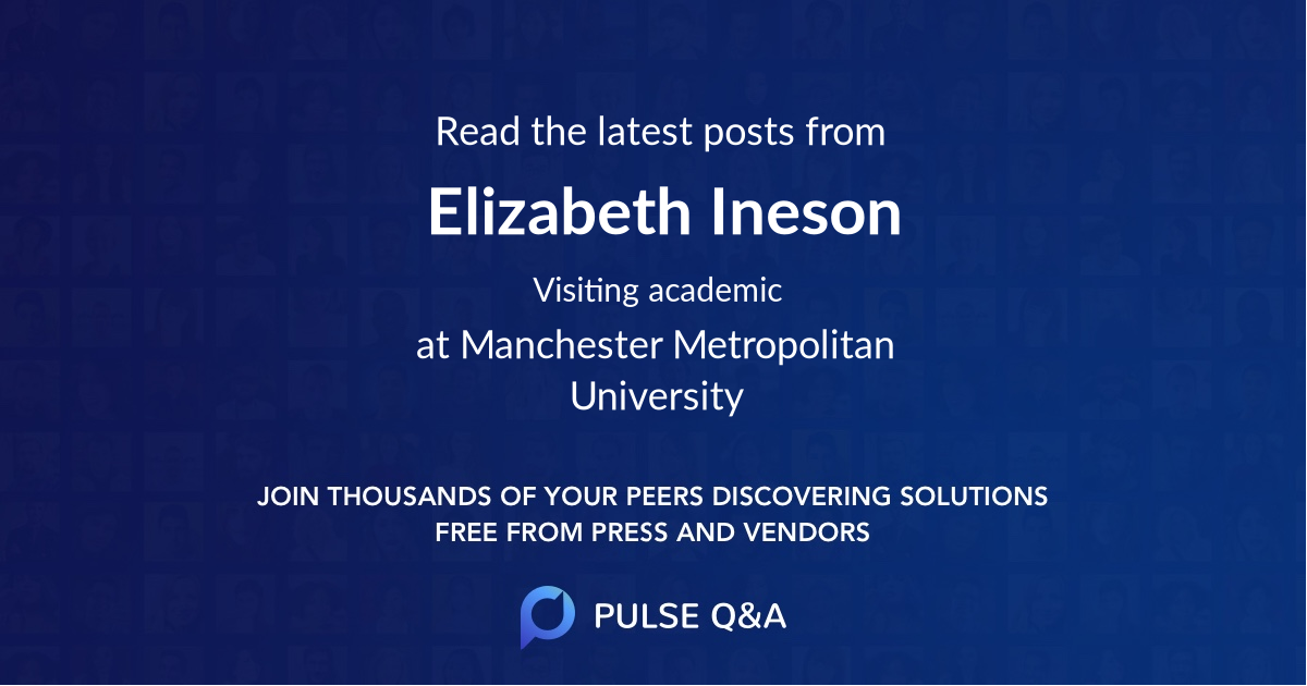 Elizabeth Ineson