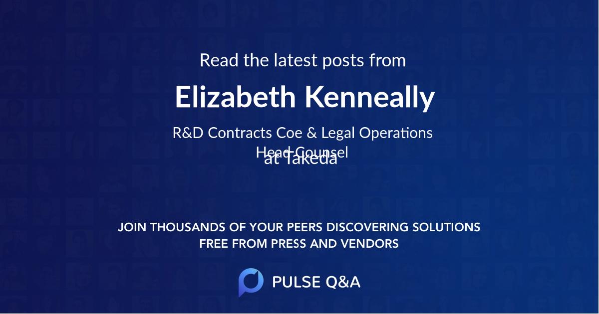 Elizabeth Kenneally