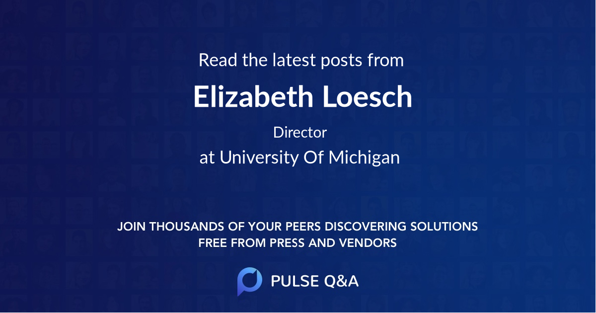 Elizabeth Loesch