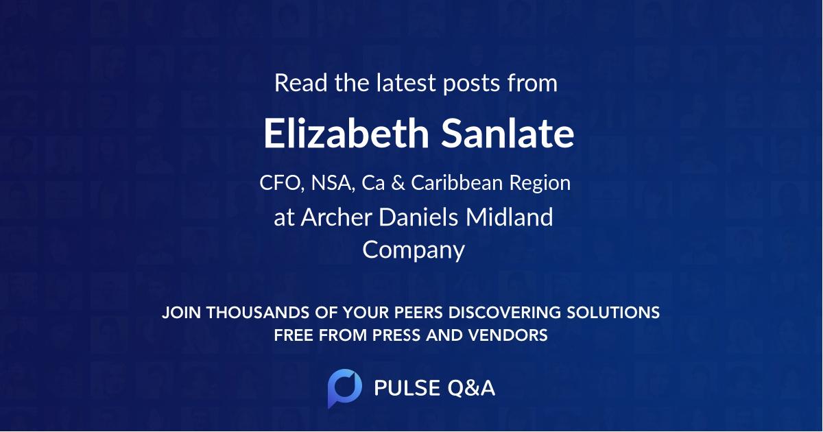 Elizabeth Sanlate