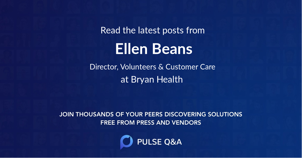 Ellen Beans