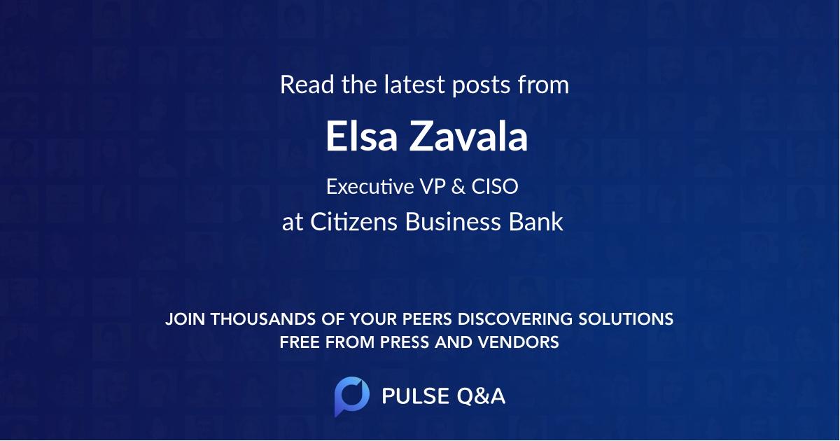 Elsa Zavala