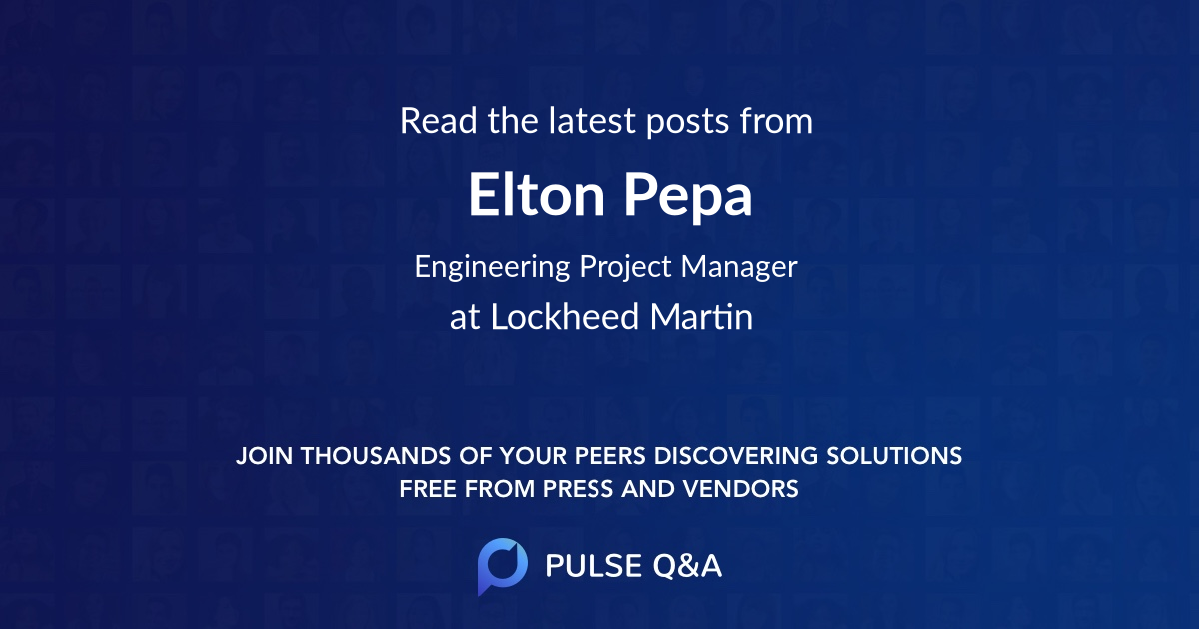 Elton Pepa