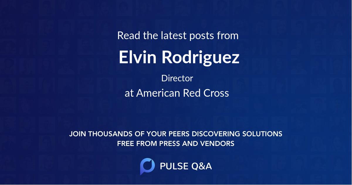 Elvin Rodriguez