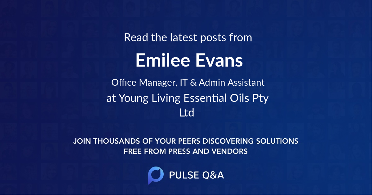 Emilee Evans