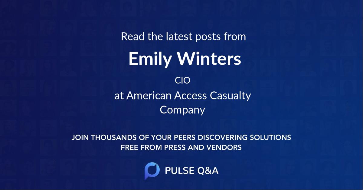 Emily Winters