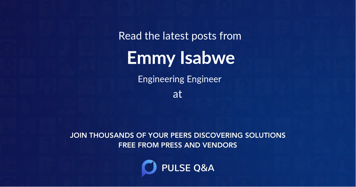 Emmy Isabwe
