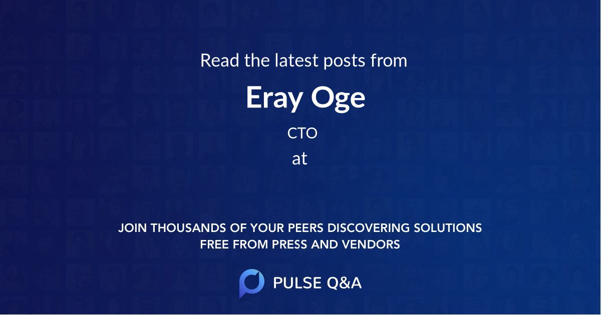 Eray Oge