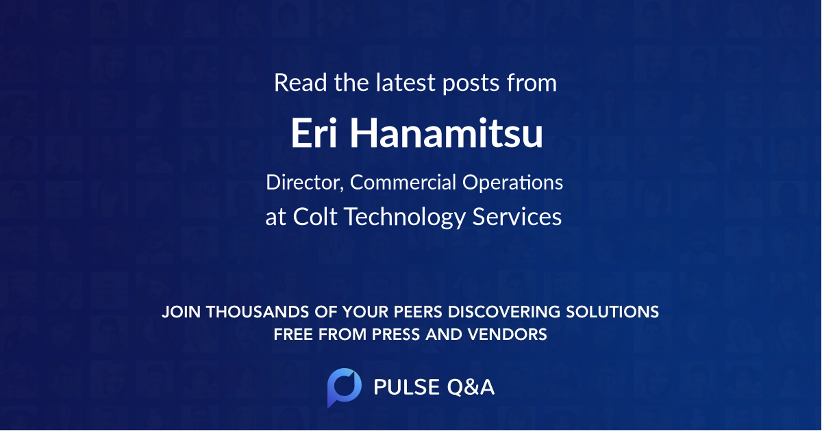 Eri Hanamitsu