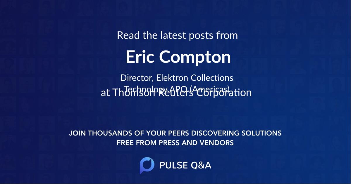 Eric Compton