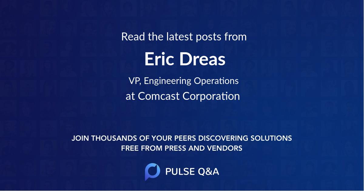 Eric Dreas