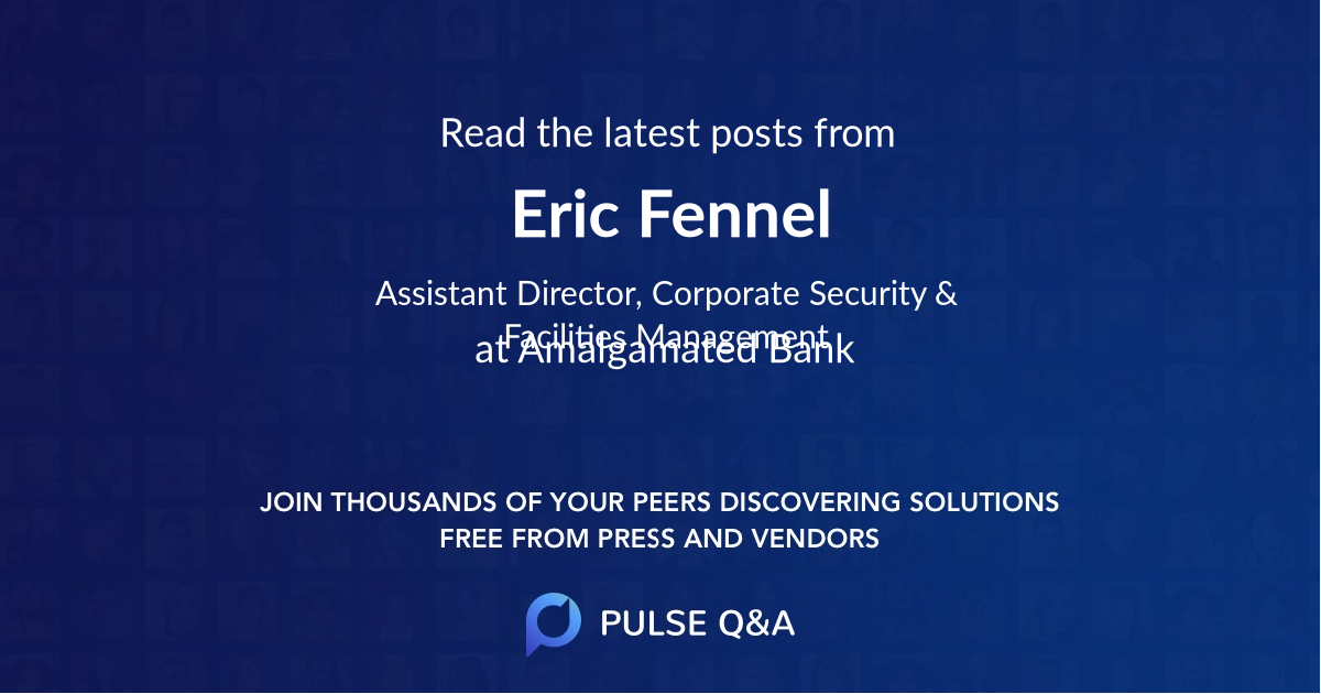 Eric Fennel