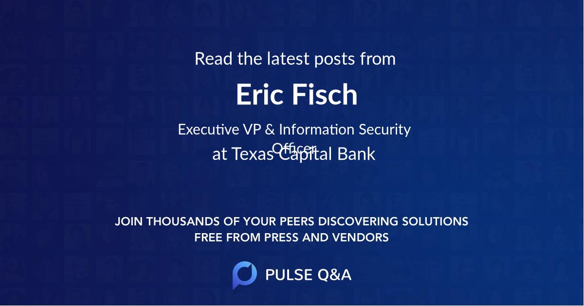 Eric Fisch