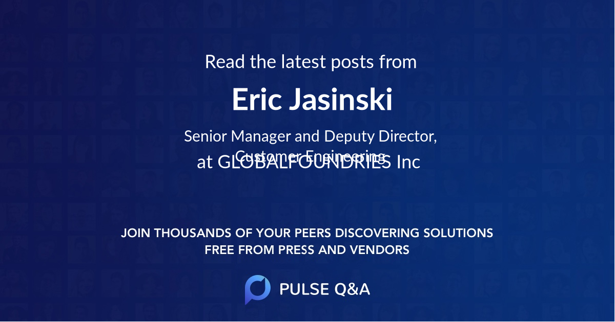 Eric Jasinski