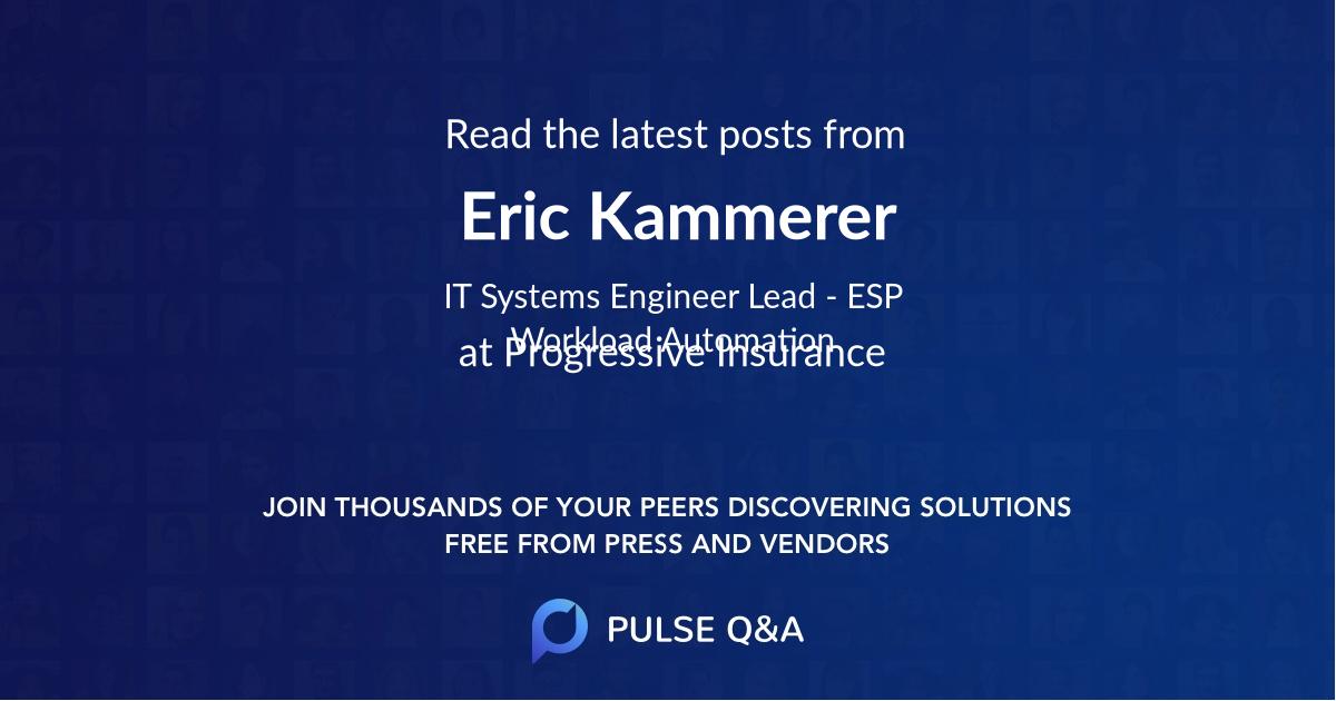 Eric Kammerer