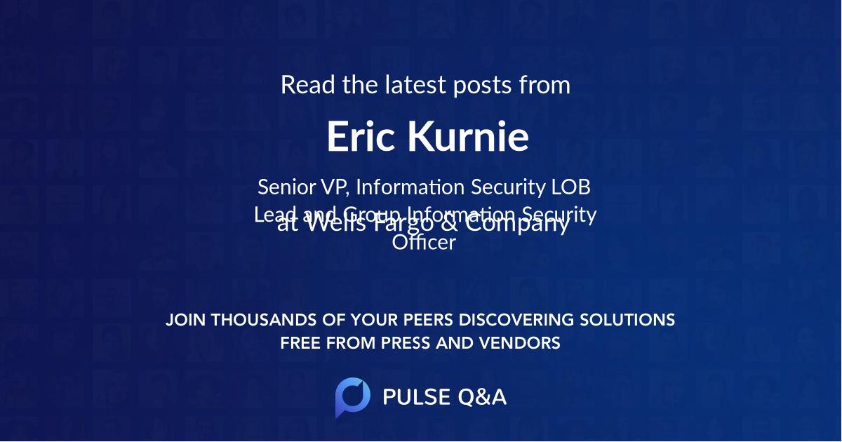 Eric Kurnie