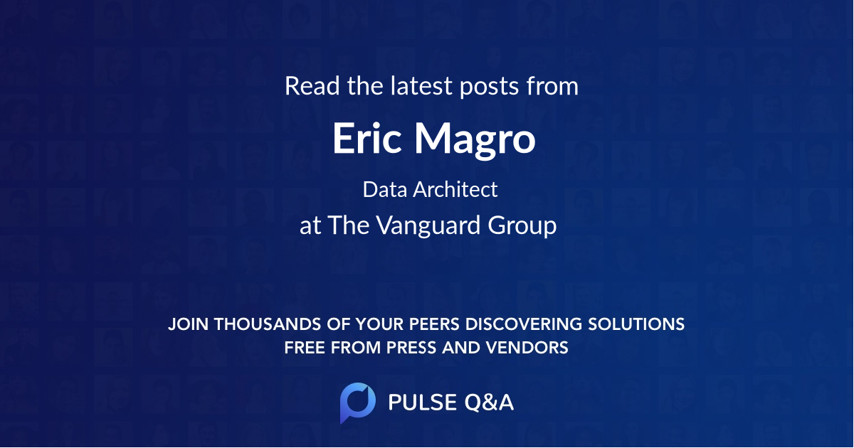 Eric Magro